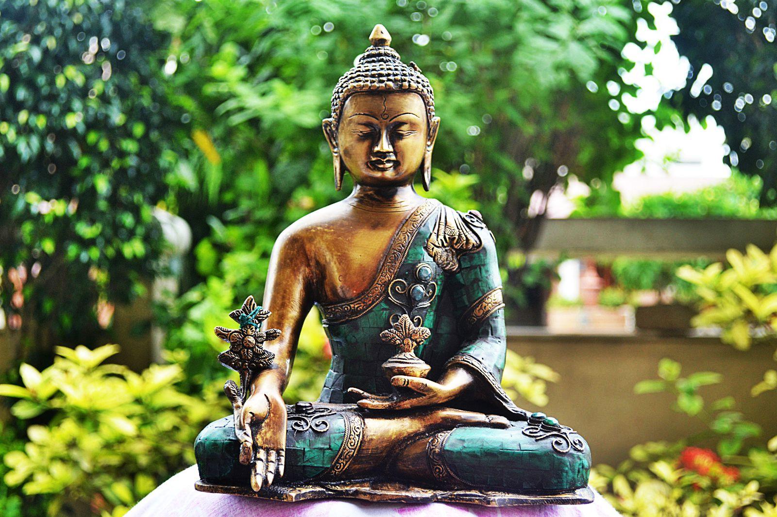 Как исцелить тело с мантрой Будды Медицины