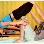 Тайский йога массаж (растяжки)