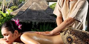 Тайский маслянный аромамассаж