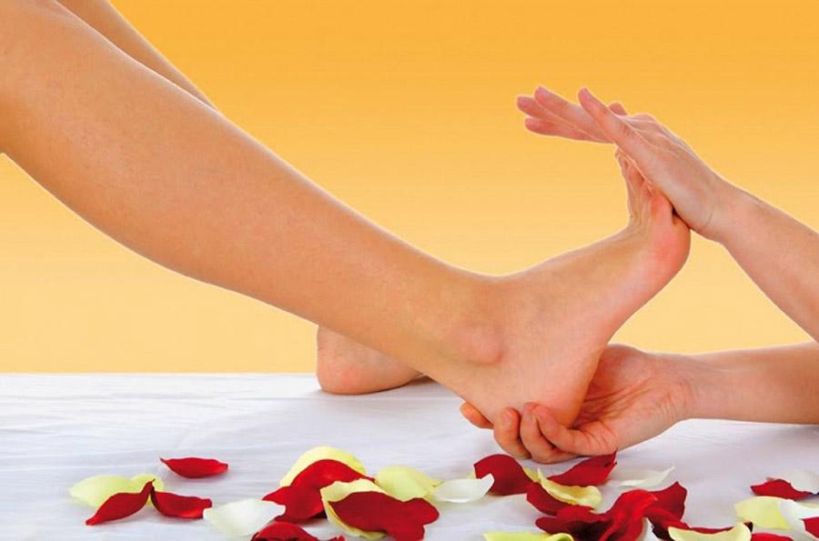 Тайский фут массаж