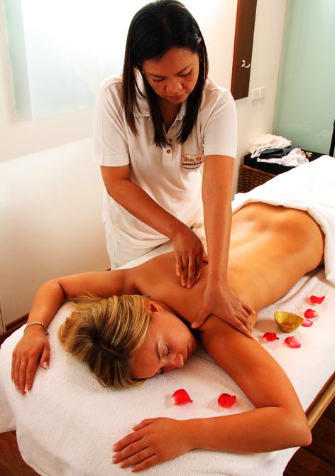 масляний масаж