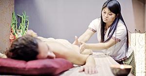 Тайский слим массаж