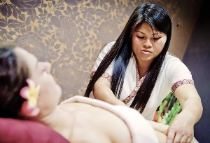 Тайский антицелюлітний масаж