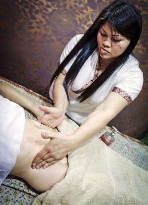 Лімфодренажний тайський масаж
