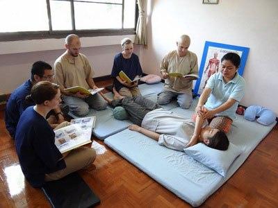 Терапевтичний (лікувальний) масаж