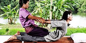 Тайский массаж (основной)