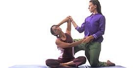 Тайский стретчинг массаж