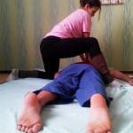 Тайский терапевтический массаж
