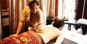 Тайский Sabai массаж